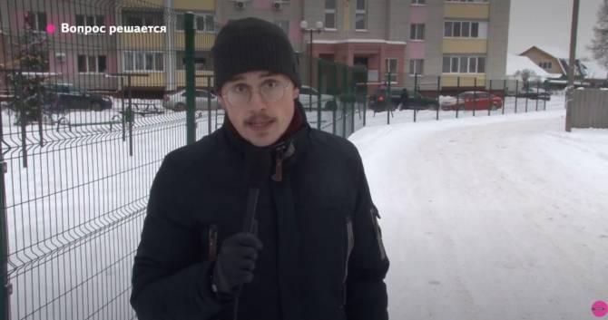 В Брянске пообещали отремонтировать дорогу на улице Чернышевского