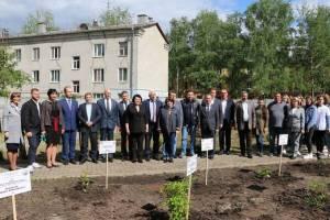В брянском ботаническом саду прошла экологическая акция