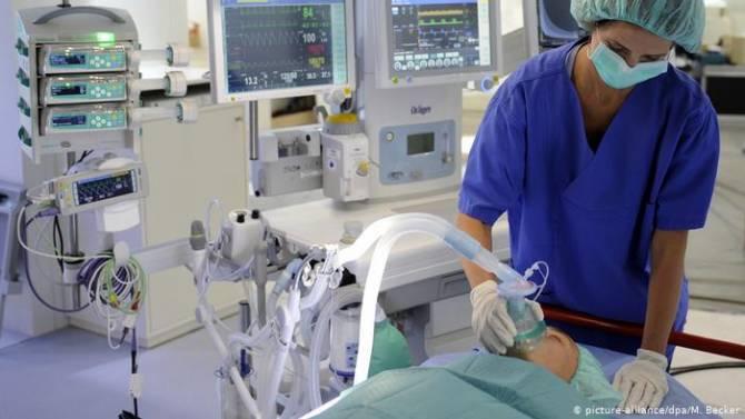 На Брянщине 20 пациентов с коронавирусом подключены к аппаратам ИВЛ