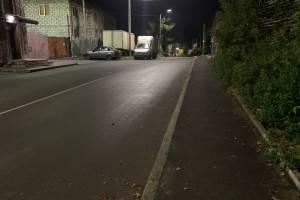 Недоступная среда по-брянски: на улице Пионерской пешеходам не рады