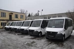 В Брянске начала работать экспериментальная маршрутка до Тиганово