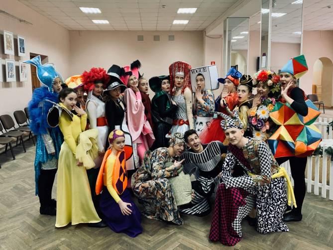 Брянский театр танца «Аплас» получил звание образцового