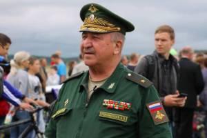 Брянский военком Андрей Соломенцев ушел в отставку