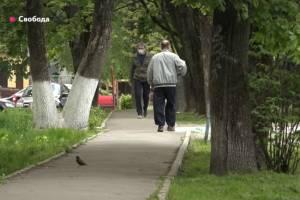 Брянцы после отмены самоизоляции вышли в парки и скверы