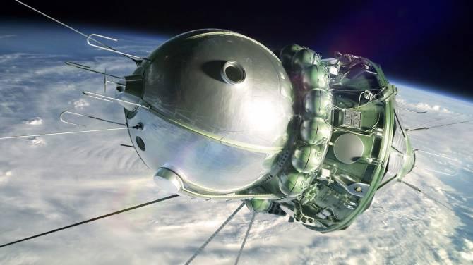 В Брянске запустят модель космического корабля «Восток-1»