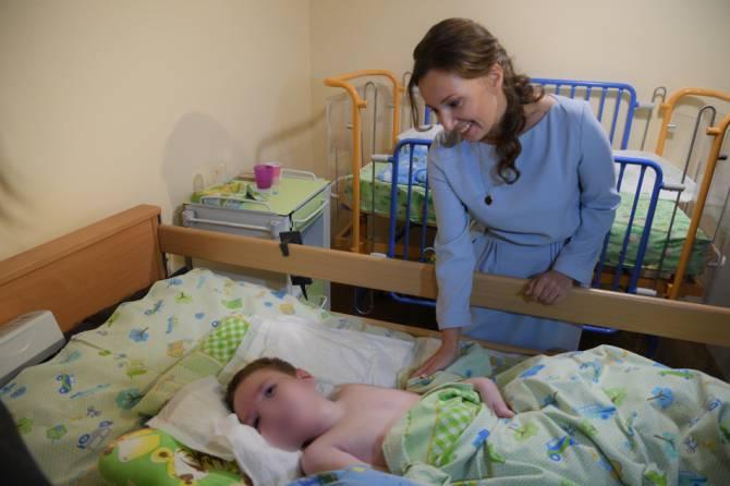 Истощенный брянский мальчик вернулся в семью