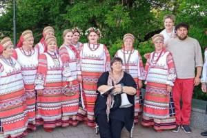 Брянскую «Берегиню» сняли для Первого канала