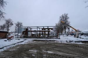 В Советском районе Брянска начали строить новую котельную