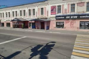 В Брянске возле Набережной появится кафе с греческой кухней