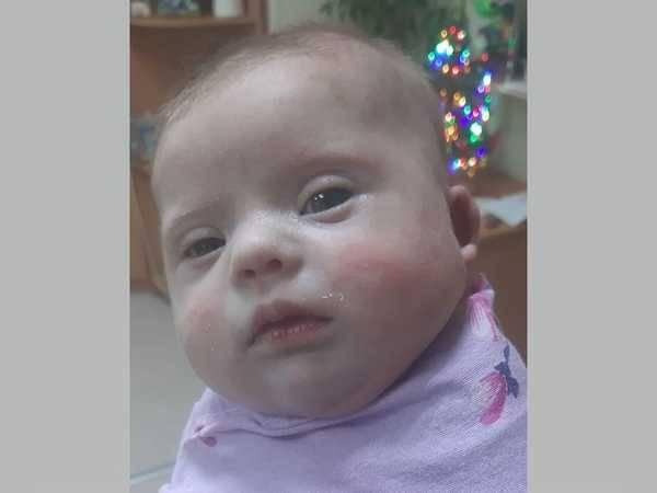 В Брянске для новорождённой малышки ищут любящую семью