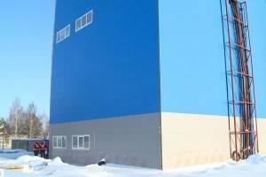 В Почепе молокозаводпланирует запустить очистные сооружения в концегода