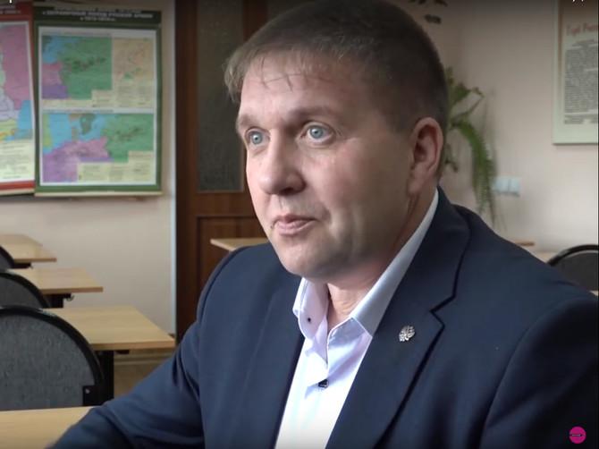 В Брянске работает лучший в стране учитель школы при УФСИН