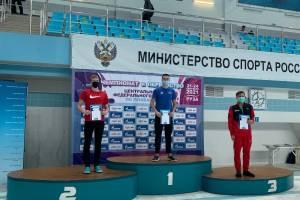 Брянские пловцы отличились на чемпионате и первенстве ЦФО