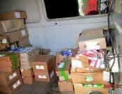 В Брянской области забраковали 330 кг «левых» молочки и мяса из Белоруссии
