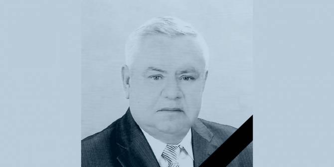 В Жуковке умер старейший работник местной межрайонной больницы