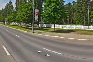 В Брянске отремонтируют 3,5 километра тротуаров на проспекте Московском