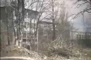 Жители Фокино: «город превратился в помойку»