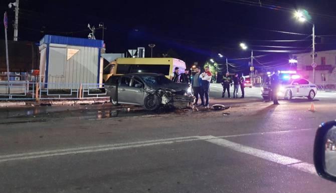 В Брянске страшное ДТП на автовокзале обошлось без жертв