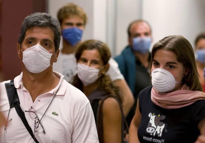 В России число заразившихся коронавирусом возросло до 93