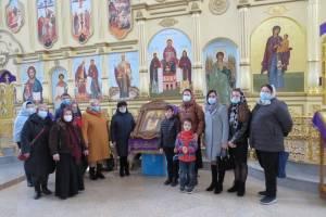Сотрудники Карачевского Дома ребёнка посетили святыни Брянска
