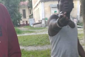 Брянский блогер Виткевич сорвал пикник студентов из Африки