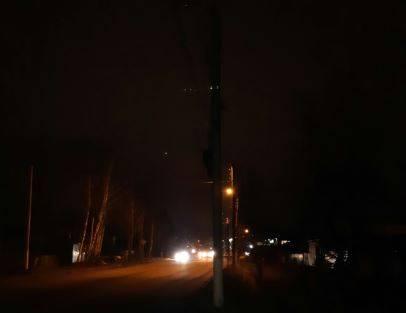 Жители Володарского района Брянска пожаловались на темноту