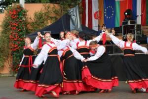 Коллектив из Белых Берегов стал лауреатом I степени областного фестиваля