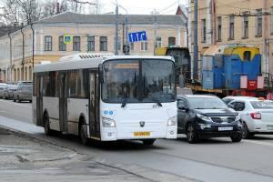 У брянского автобуса №2 изменится расписание движения