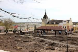 В Брянске 12 мая откроется Сад Победы