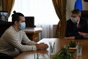 Яну Непомнящему рассказали об удвоении зарплат шахматным тренерам на Брянщине