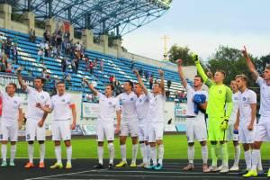 Названа возможная дата старта брянского «Динамо» в ФНЛ