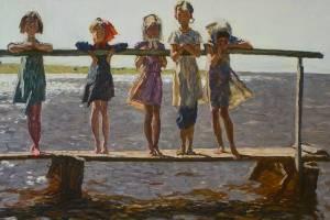 В Гомеле откроется выставка живописных работ Братьев Ткачевых