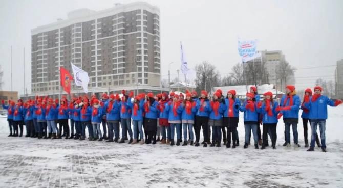 В Брянской области пройдет патриотическая акция «Снежный десант»