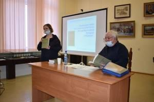 Брянский поэт Виктор Володин презентовал новую книгу
