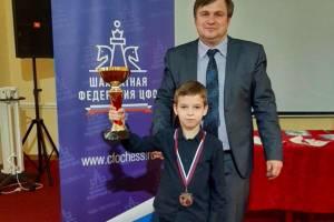 Юный брянский шахматист стал вторым на первенстве ЦФО