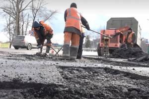 Брянские дорожники объяснили причину задержек ямочного ремонта