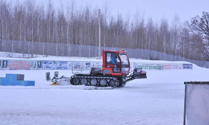 В Брянской области решили оборудовать лучшую лыжную тренировочную базу в ЦФО