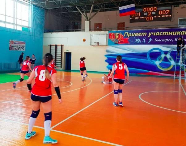 В Гордеевке стартовал чемпионат Брянской области по волейболу
