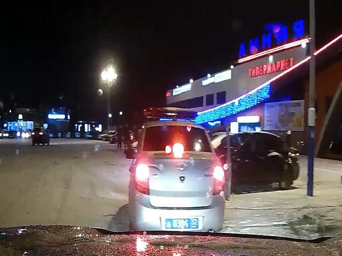 Брянские полицейские устроили облаву на дрифтеров