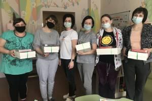 В Брянске «Добрый журавлик» устроил праздник для мам тяжелобольных детей
