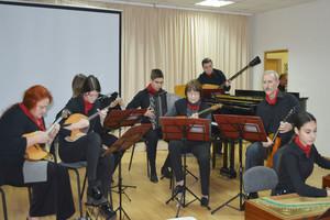 Брянская школа искусств № 1 презентовала новые инструменты