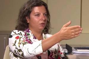 Глава RT Маргарита Симоньян похвалила брянских чиновников