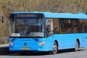 В Брянске работу автобуса №37 продлят до полуночи