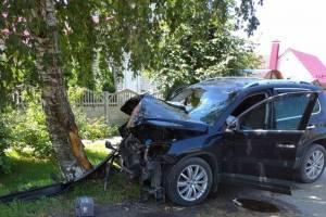 В Брянске скончался в больнице виновник страшной аварии на улице Мира