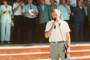 Скончался директор брянского лагеря «Березка» Владимир Коновалов