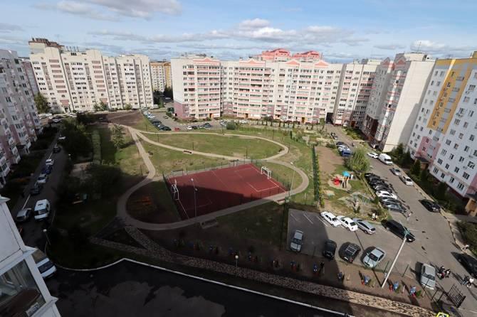 В Брянске открыли сквер имени 75-летия управления МВД