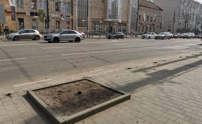 Заборная контрреволюция тихонько подступает к Брянску