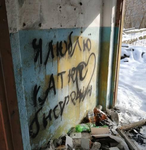 В Новозыбкове депутат Шнейдер проинспектировал заброшку в центре города