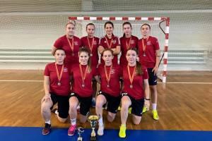 Брянские девушки взяли бронзу на турнире по мини-футболу в Орле