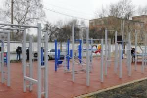 В Новозыбкове появятся три новые спортивные площадки